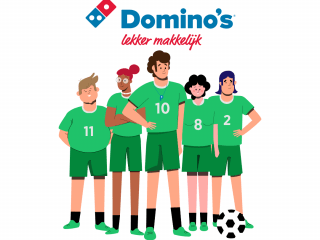 Domino's Group Ordering